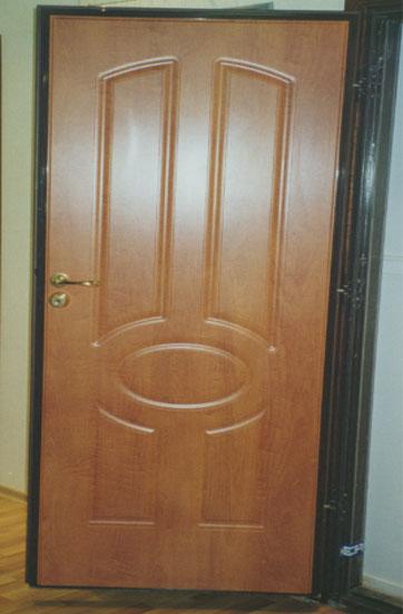 купить высокую дверь железную